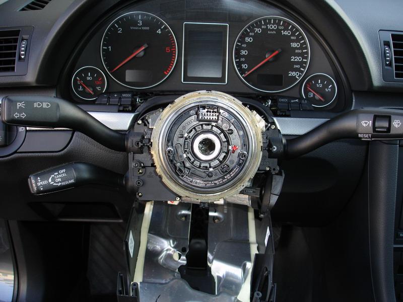 [diy] substituir volante B6 por multifunções TT novo modelo Post-96-1166901392
