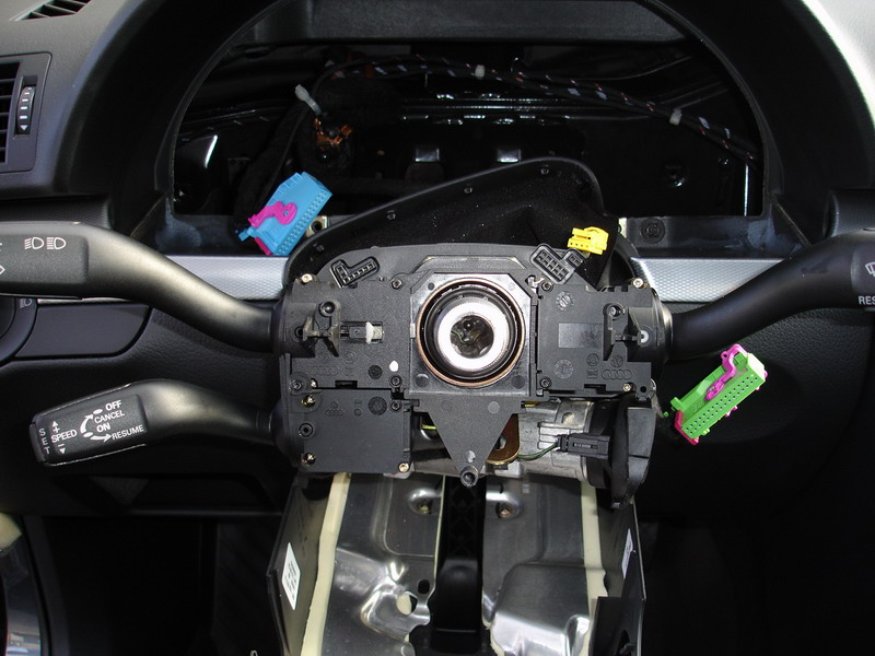 [diy] substituir volante B6 por multifunções TT novo modelo Post-96-1166901526
