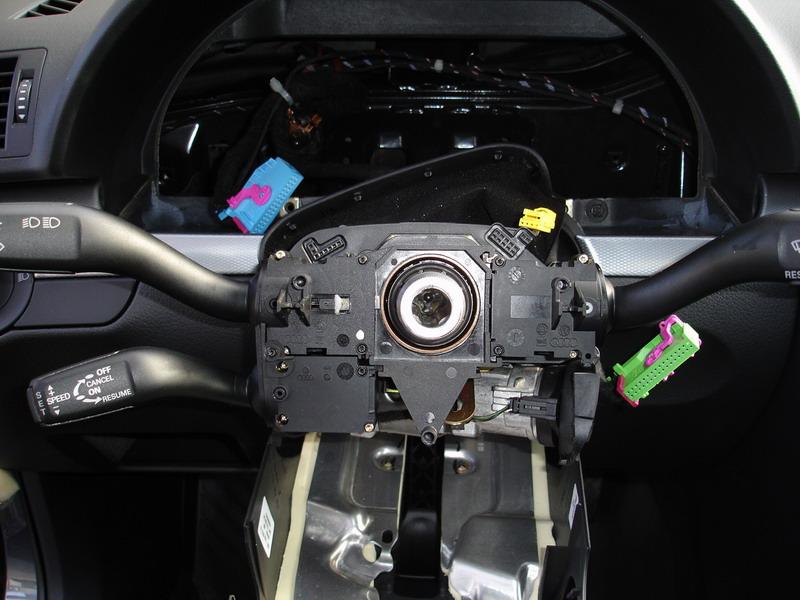 [diy] substituir volante B6 por multifunções TT novo modelo Post-96-1166901875