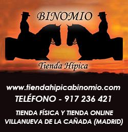 Biniomio, Tienda Hipica, partner oficial de Audisport-Iberica Club