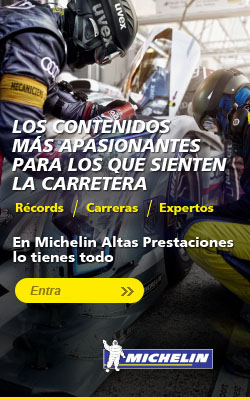 Michelin partner oficial de Audisport Iberica Club