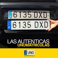 Unomatricula, Partner oficial de Audisport-Iberica Club