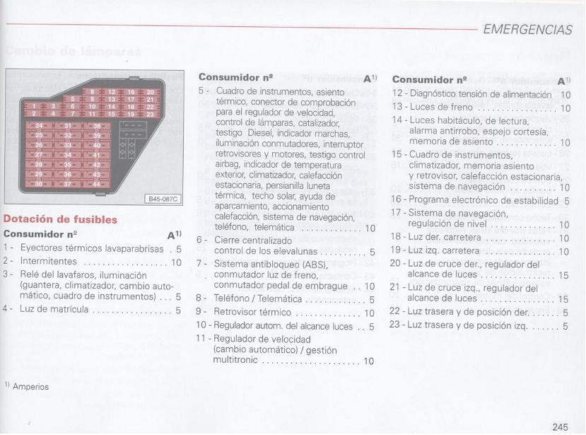 Problema Con El Lavaparabrisas Audi A6 Allroad C5 1997 2004 Audisport Iberica