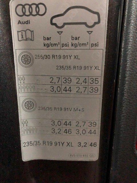 presiones RS3, 400cv.jpg