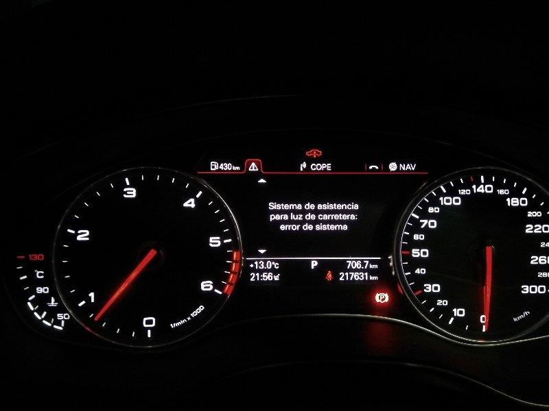Error suspensión adaptativa y varios mas - Audi A6 / Allroad