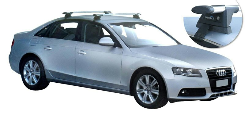 Barras portaesqu/ís para Audi A4 Allroad a Partir de 09 vdp Rio 135