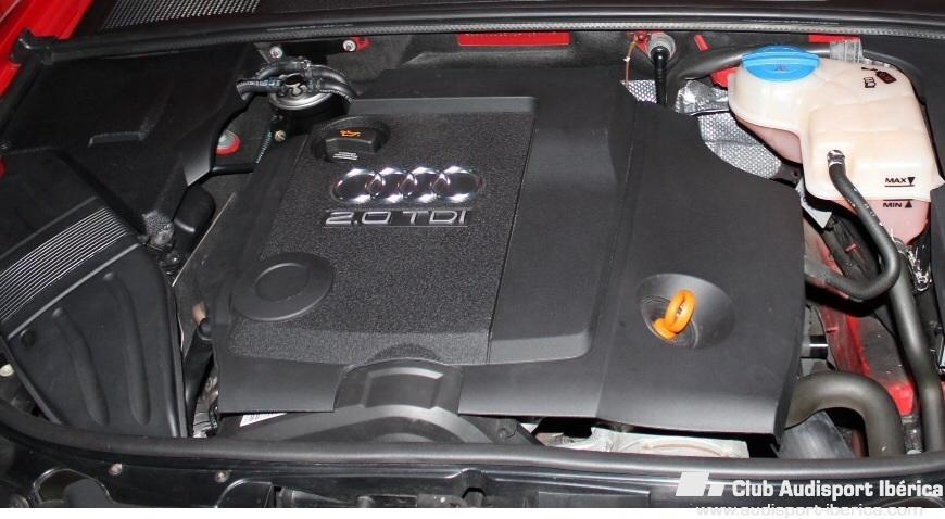 No entra el turbo - Mecánica Audi A4 B6/B7 - Audisport Iberica