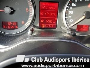 Limpiar Cuadro De Mandos Por Dentro Audi A3 8p 2003 2012