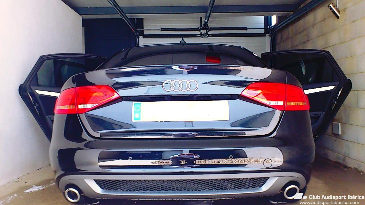 Avant antes de /> 96 Convertible B7 1.8-3.0 Sensor aparcamiento ayuda aparcamiento Audi A4 B5 1.6-2.8