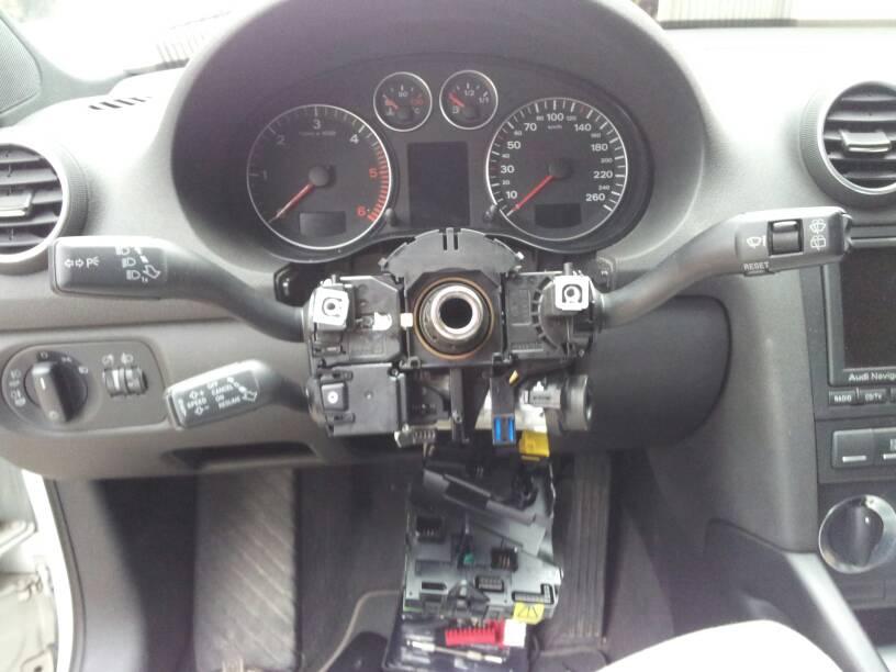 Manual Instalación De Tempomat Audi A3 8p Regulador De